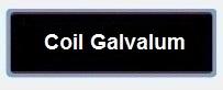 Label coil galvalum