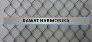 Produk - Kawat Wired - Kawat Harmonika