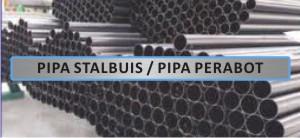 Produk - Pipa Besi Pipa Carbon Steel - Pipa Stalbuis Pipa Perabot
