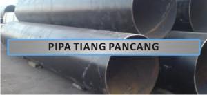 Produk - Pipa Besi Pipa Carbon Steel - Pipa Tiang Pancang