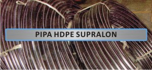 Produk - Pipa PE Pipa HDPE - Pipa HDPE Supralon