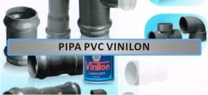 Produk - Pipa PVC Pipa Paralon - Pipa PVC Vinilon