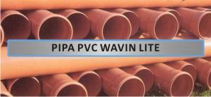 Produk - Pipa PVC Wavin - Pipa PVC Wavin Lite