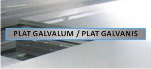 Produk - Plat Plate - Plat Galvalum Plat Galvanis