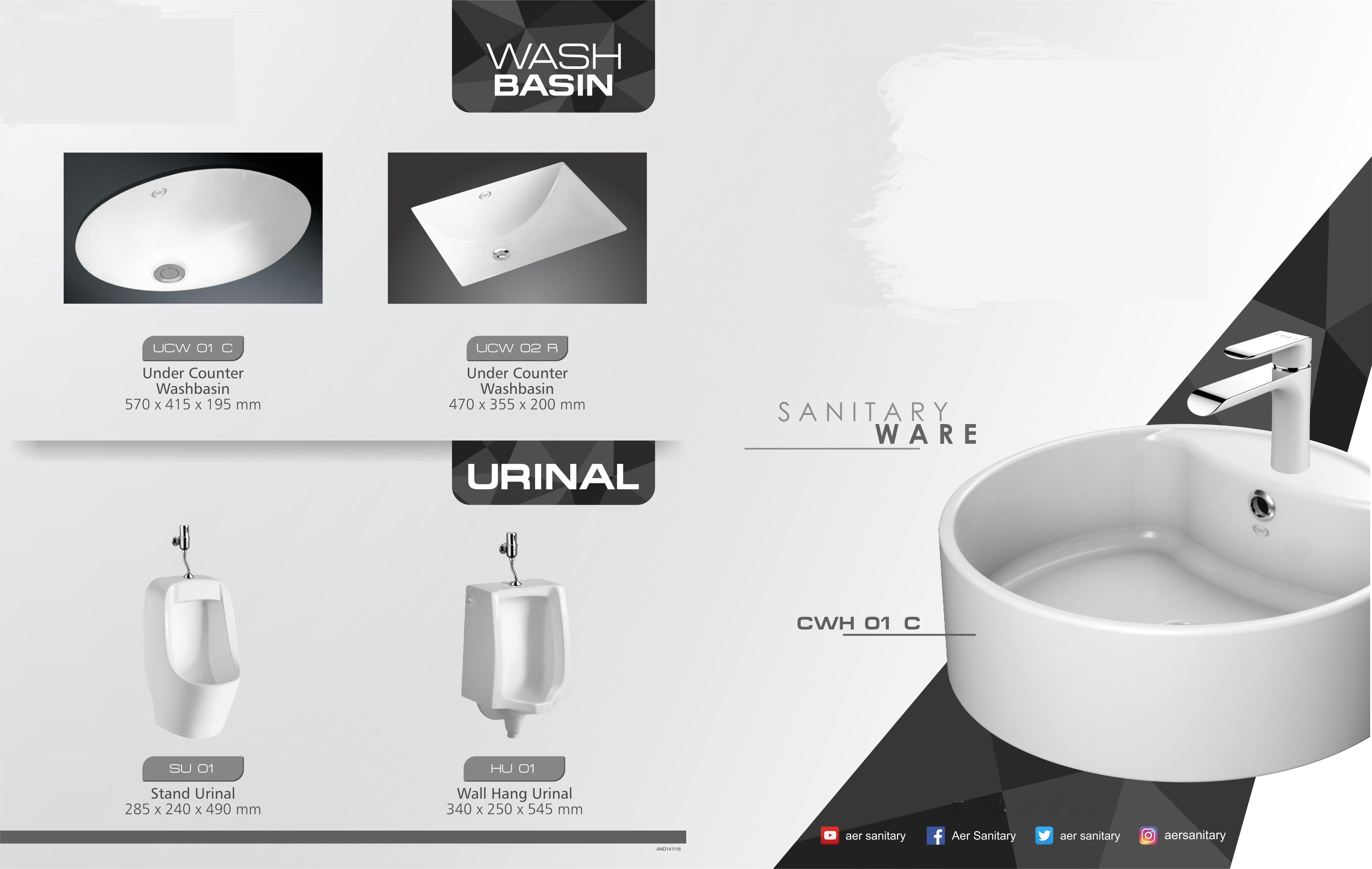 brosur SanitaryWare 2016 nt 1