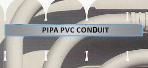 Label PVC Conduit