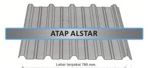 Produk - Atap Roof - Atap Alstar