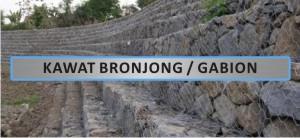 Produk - Kawat Wired - Kawat Bronjong Gabion