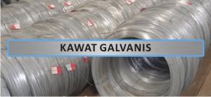 Produk - Kawat Wired - Kawat Galvanis