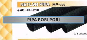 Produk - Netlon - Pipa Pori Pori