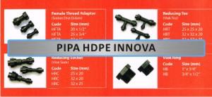 Produk - Pipa PE Pipa HDPE - Pipa HDPE Innova