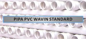 Produk - Pipa PVC Wavin - Pipa PVC Wavin Standard