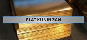 Produk - Plat Plate - Plat Kuningan