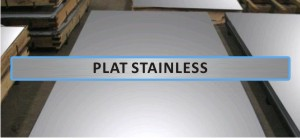 Produk - Plat Plate - Plat Stainless