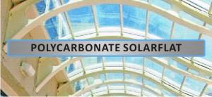 Produk - Polycarbonate Kanopi - Polycarbonate Solarflat