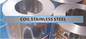 Produk - Stainless Steel - Coil Stainless Steel