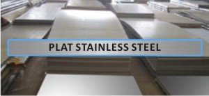 Produk - Stainless Steel - Plat Stainless Steel
