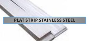 Produk - Stainless Steel - Plat Strip Stainless Steel