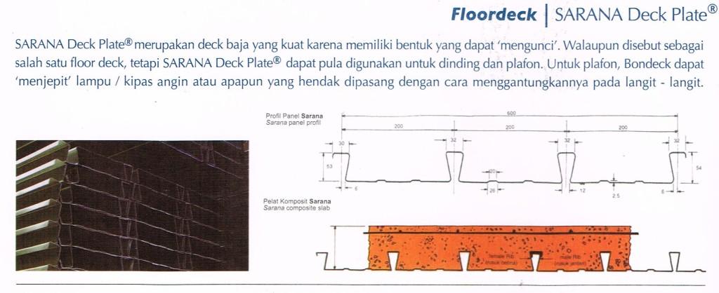 deck plate