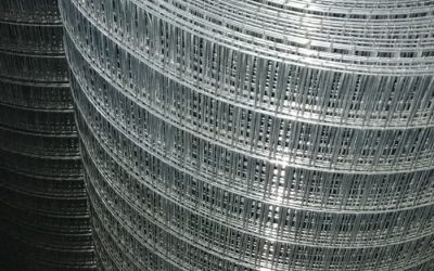 KAWAT LOKET / WELDED WIREMESH