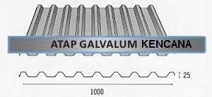 Atap-Galvalum-Kencana