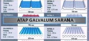 AtapGalvalumSarana