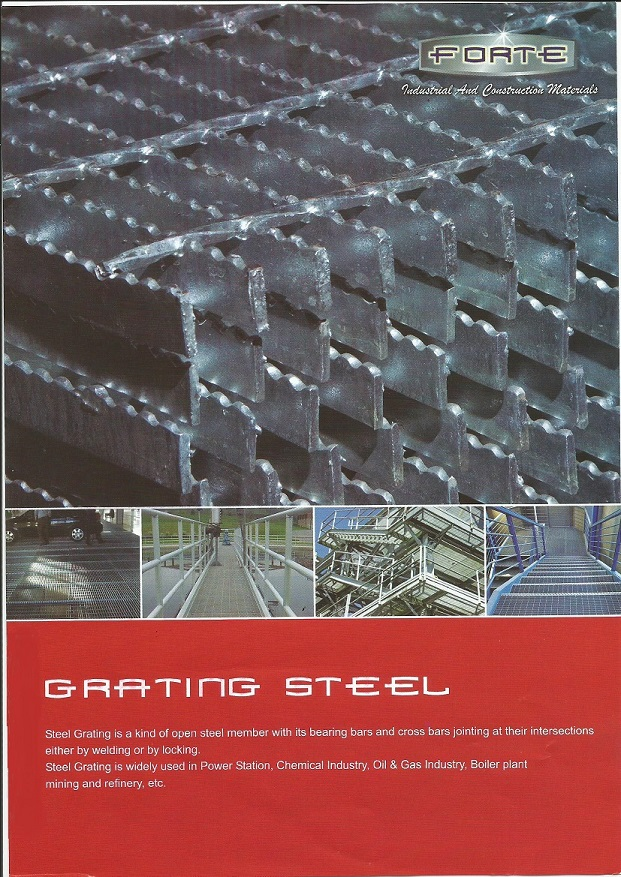 Grating Steel WEB 1
